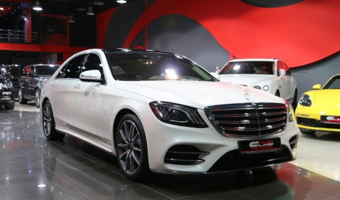MERCEDES-BENZ S450 ( With S560 Badge )