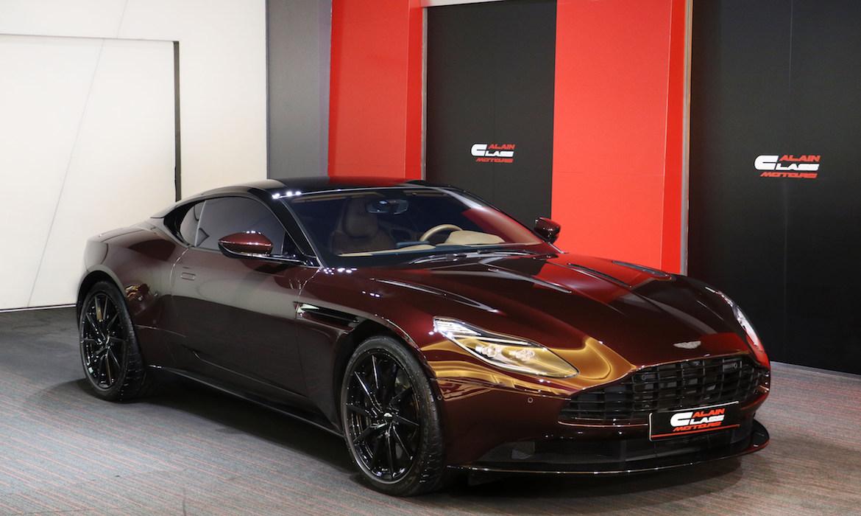 Alain Class Motors Aston Martin Db11
