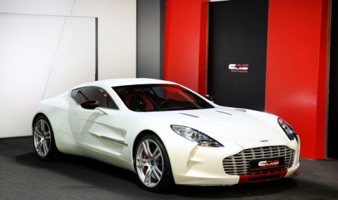 ASTON MARTIN One77 – 1 of 7 Q by Aston Martin