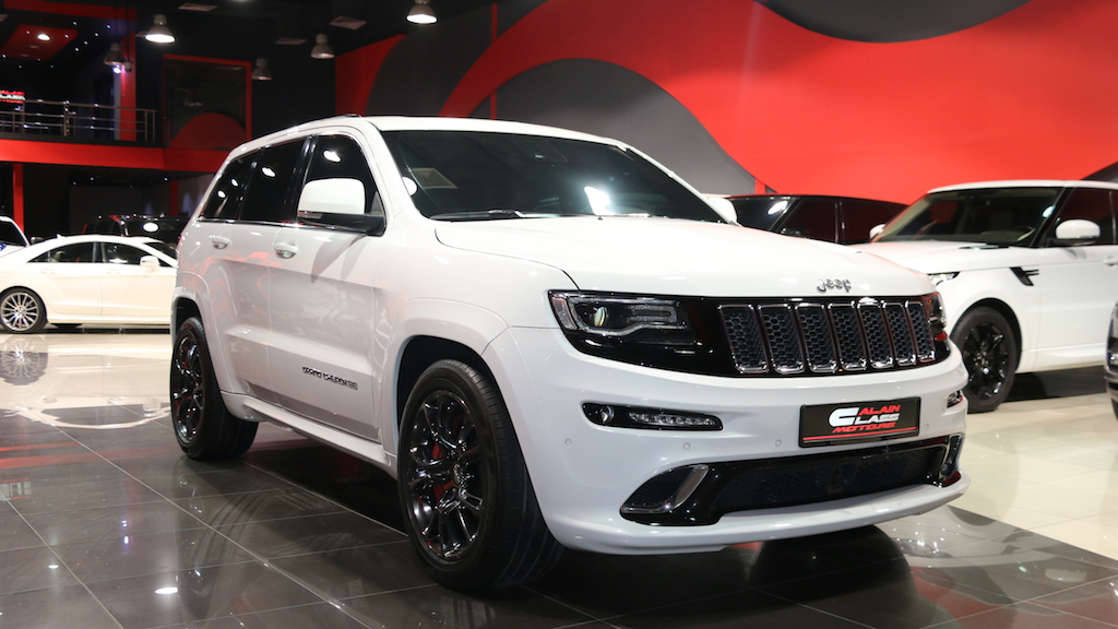 JEEP Grand Cherokee – SRT