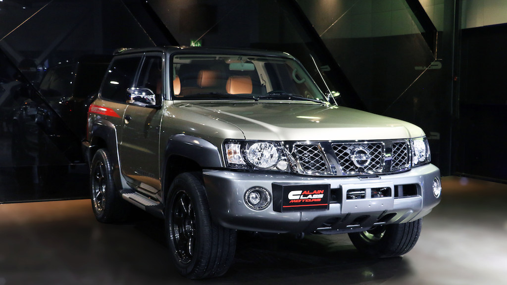 Alain Class Motors | NISSAN Patrol - Super Safari