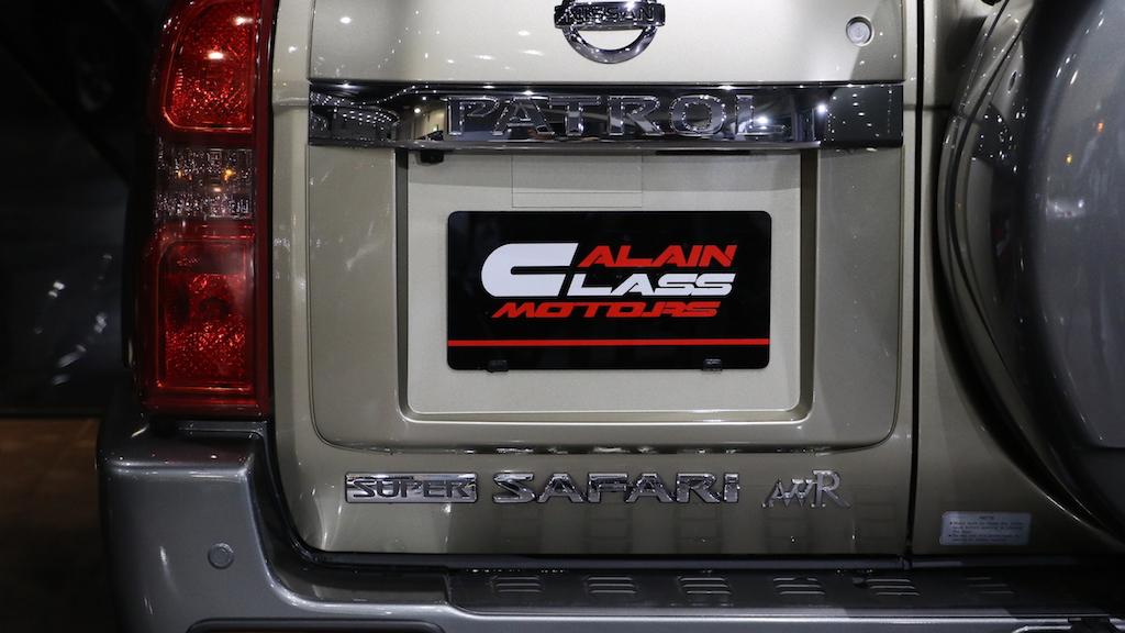 Alain Class Motors Nissan Patrol Super Safari