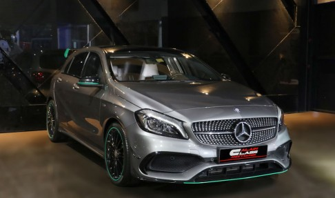 MERCEDES-BENZ A250 – A45 Sport Kit