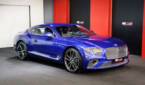 BENTLEY Continental GT – First Edition – W12