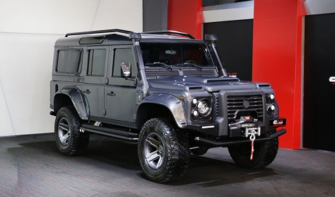 LAND ROVER DEFENDER  – Ares Design
