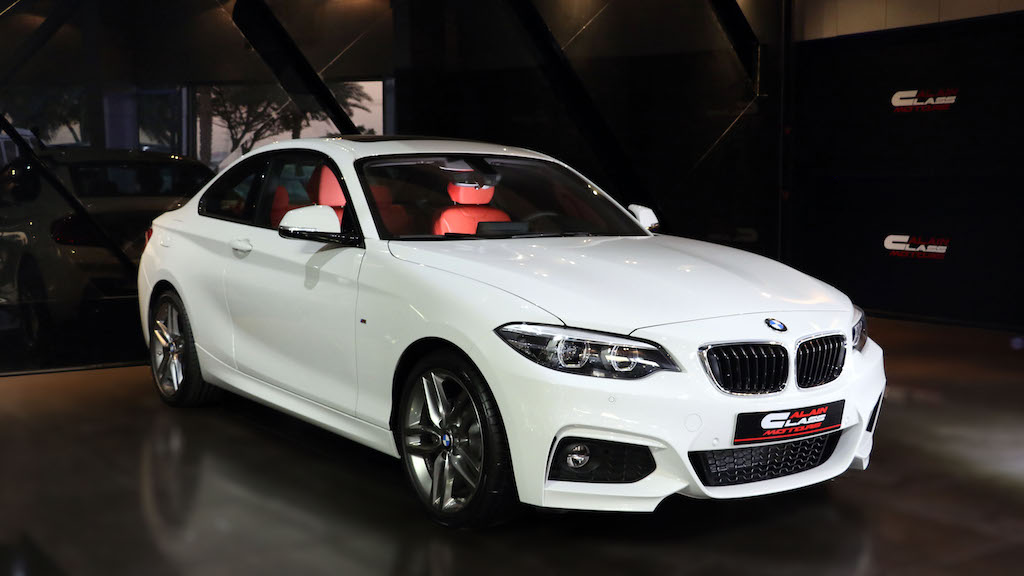 BMW 220i M Coupe