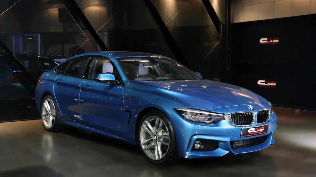 BMW 420i M – GrandCoupe