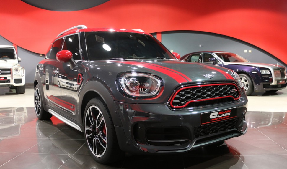 MINI COOPER Countryman S – JCW
