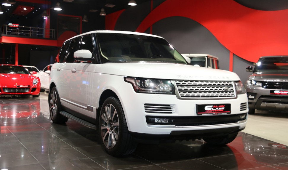 RANGE ROVER VOGUE SE Supercharged