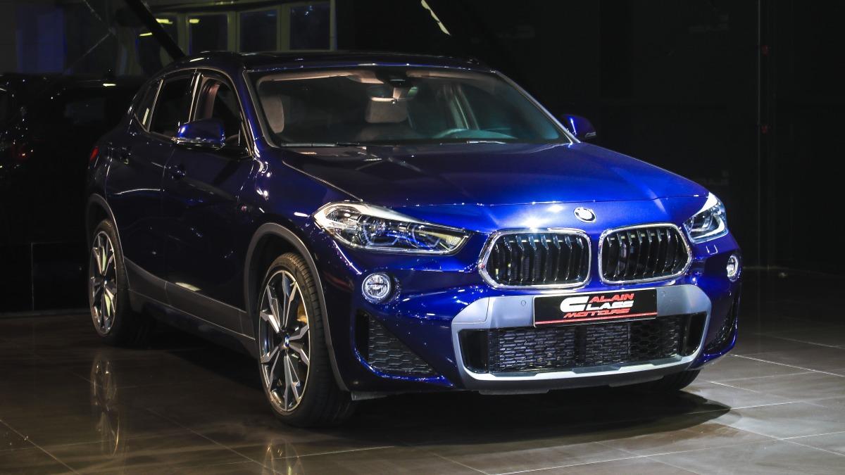 BMW X2 M 20i sDrive