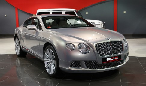 Bentley Continental GT Speed Mulliner