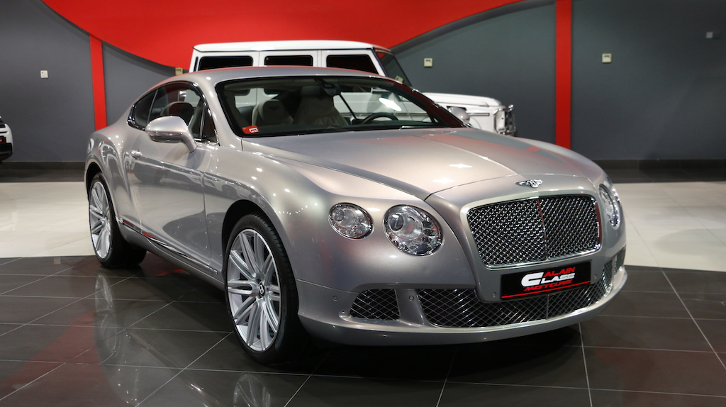 BENTLEY Continental GT Speed – Mulliner