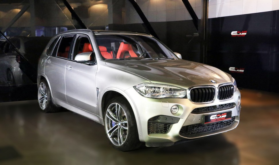 BMW X5 M Power