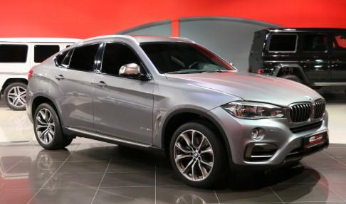 BMW X6 5.0