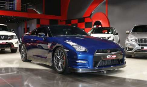 NISSAN GT-R Stage 2