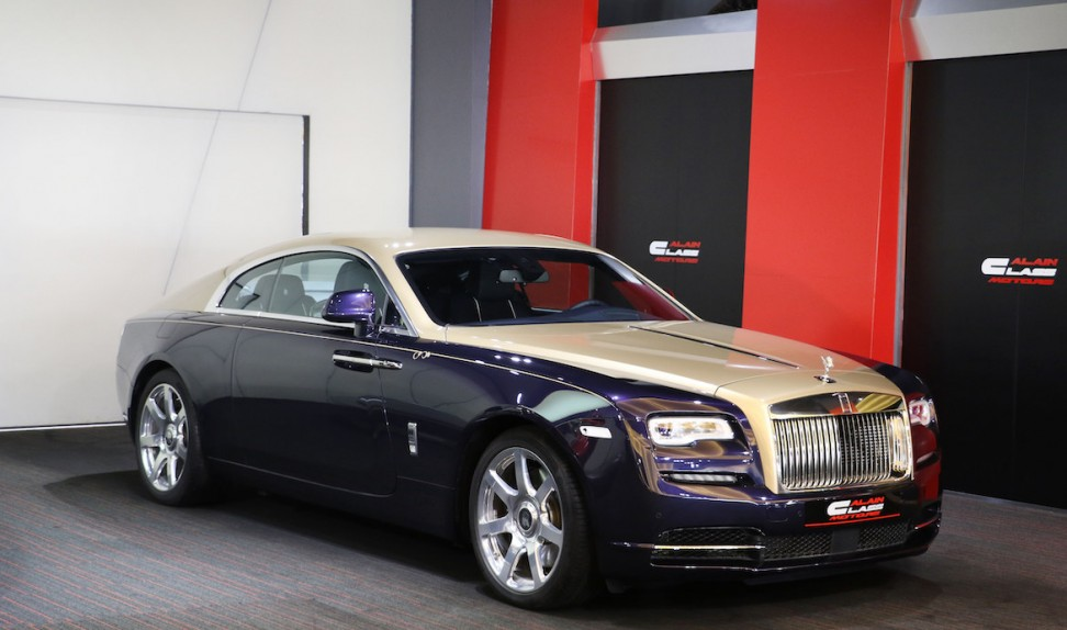 Rolls Royce Wraith (Three Decades of Excellence – One of One)
