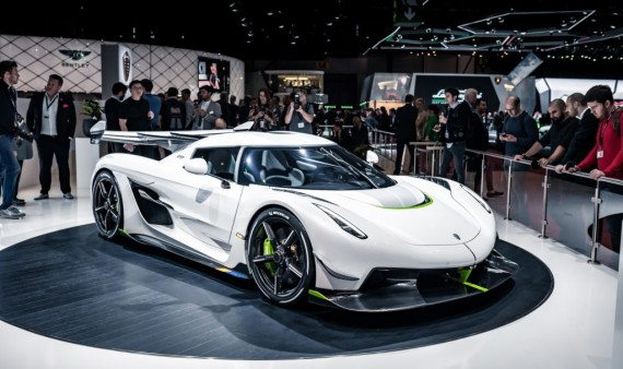 Koenigsegg Jesko Unveiled at Geneva International Motorshow 2019
