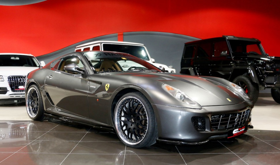 Ferrari 599 GTB Hamann Kit