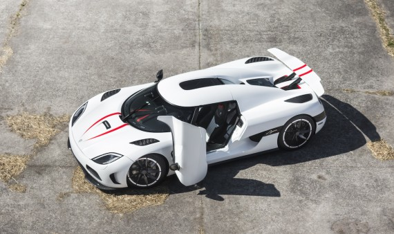 The Rare Koenigsegg Agera R