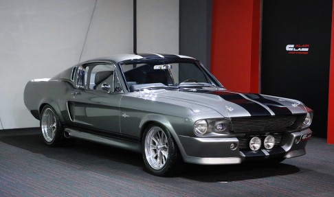 FORD Mustang Shelby GT500 By Eleanor