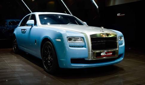 Rolls Royce Ghost Alpine Trial Centenary