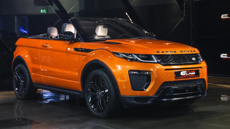 Range Rover Evoque HSE