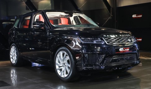 Range Rover Sport HSE SD V6