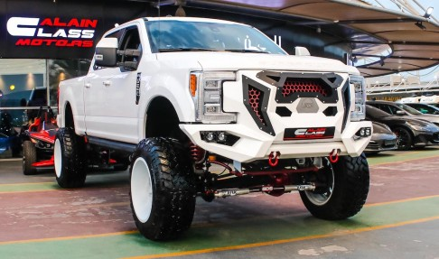 Ford F250 Lariat Super Duty