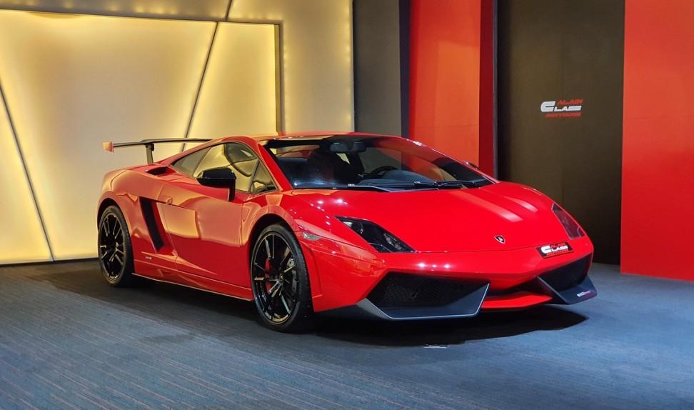 Lamborghini Gallardo LP570-4 Super Trofeo Stradale – 1 of 150