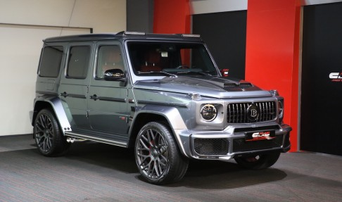 Mercedes-Benz Brabus G700 Widestar