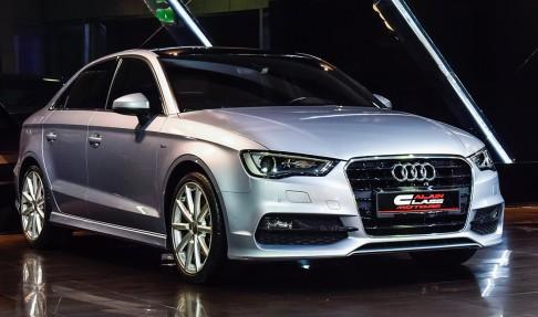 Audi A3 S-Line 40 TFSI