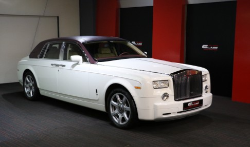 Rolls Royce Phantom Dubai Bespoke Edition XV