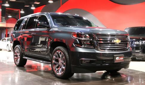 Chevrolet Tahoe Premier