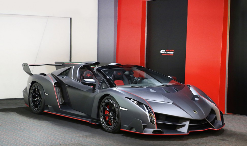 Lamborghini Veneno Roadster – 1 of 9
