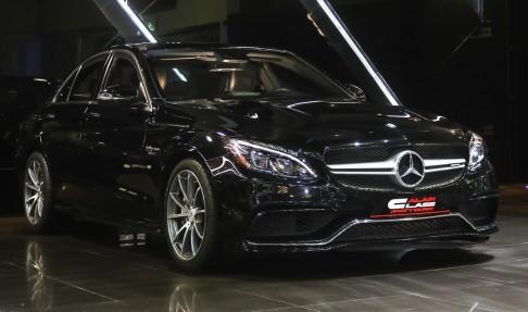 Mercedes-Benz C63 AMG RENNtech