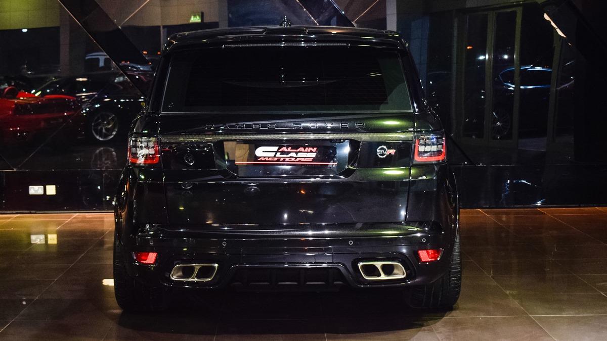 Alain Class Motors Range Rover Sport Svr