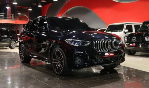BMW X5 X-Drive 50I