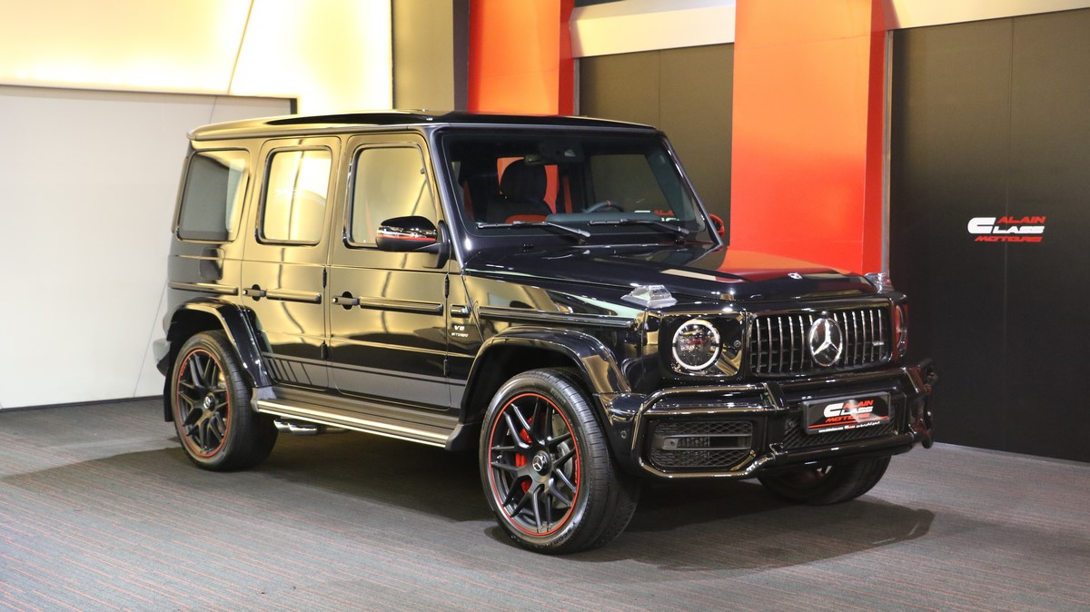 Mercedes S63 Amg Coupe >> Alain Class Motors | Mercedes-Benz G63 AMG Edition 1