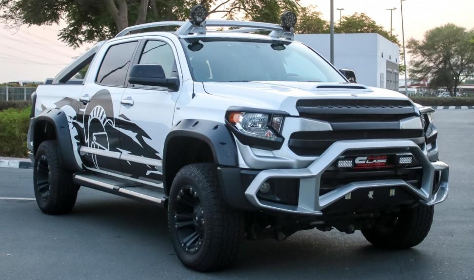 Toyota Tundra Aresdefcon