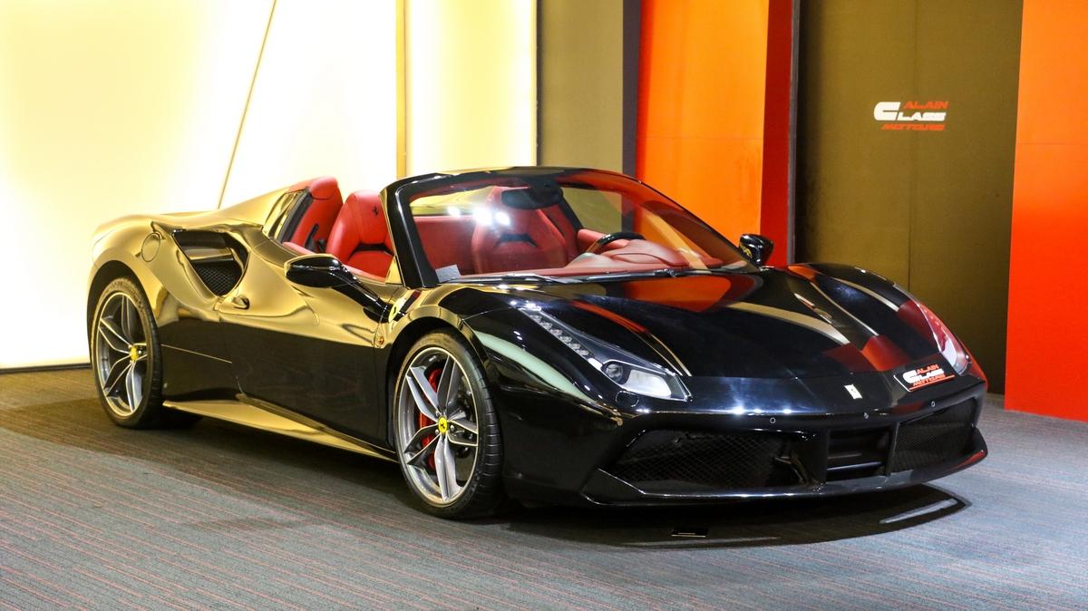 Alain Class Motors Ferrari 488 Spider