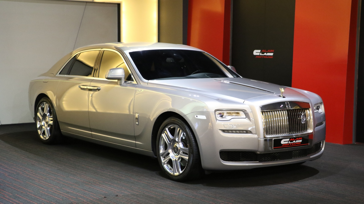 Rolls Royce Ghost 30th Anniversary Edition – One of One