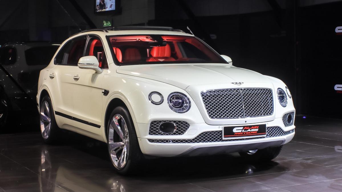 Alain Class Motors Bentley Bentayga