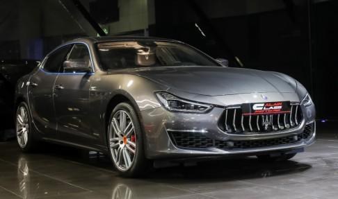 Maserati Ghibli SQ4 GranLusso
