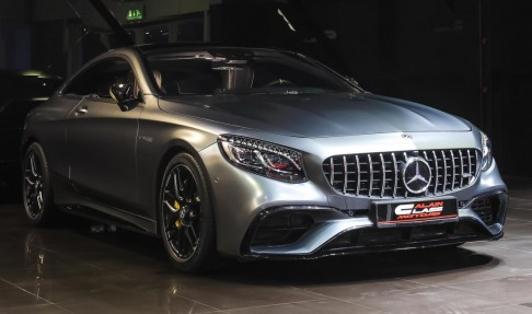 Mercedes-Benz S63 Coupe 4Matic