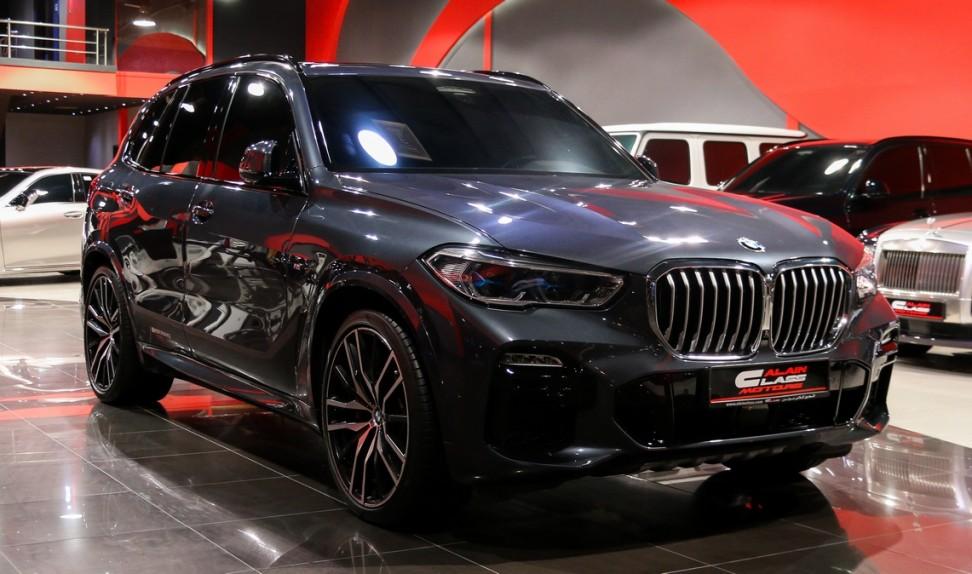 BMW X5 50i X-Drive – M Kit
