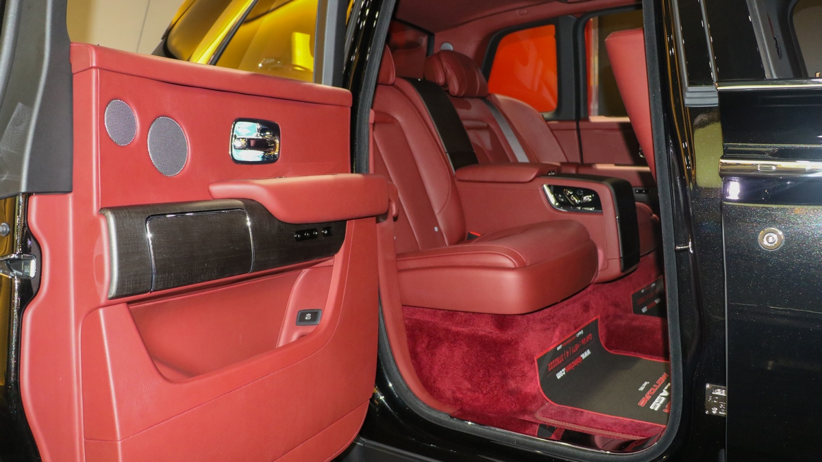 Best Off Road Vehicle Of All Time >> Alain Class Motors | Rolls Royce Cullinan
