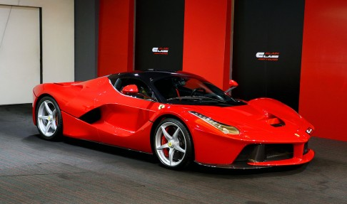 Ferrari LaFerrari – 1 of 499
