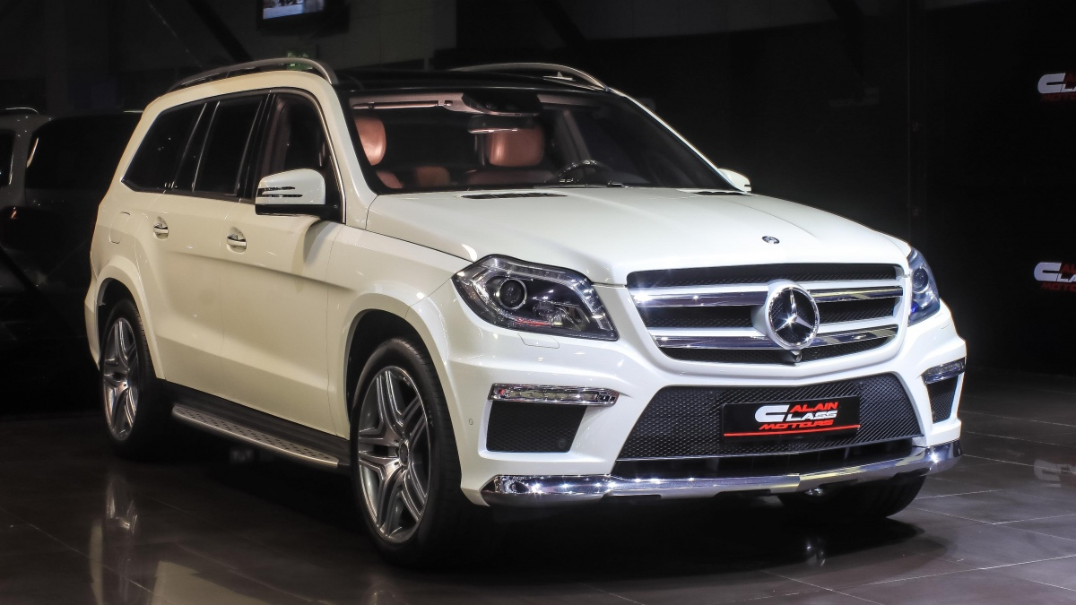 Mercedes Benz GL 500