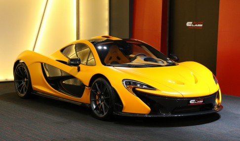McLaren P1 – 1 of 375
