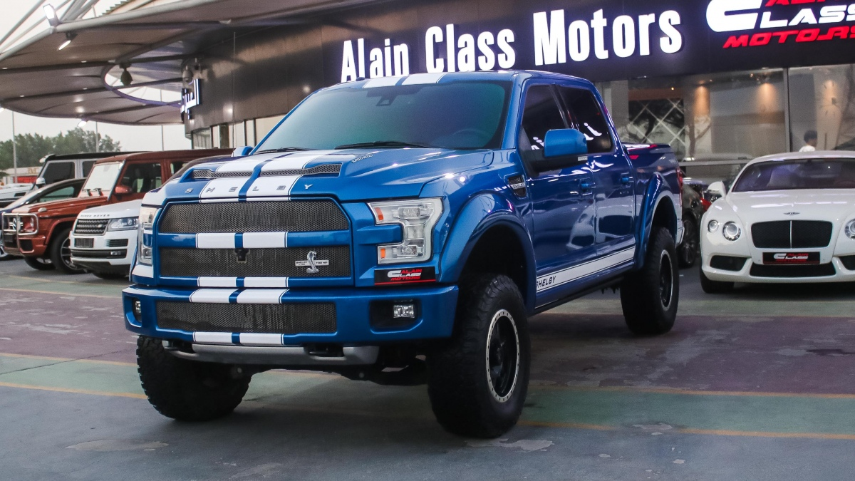 Used Ford Raptor >> Alain Class Motors | Ford Shelby Cobra F150 700Hp